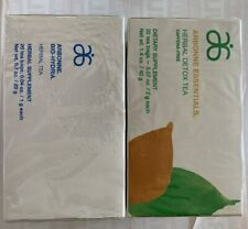 """Arbonne Essentials Herbal Detox Tea Bio-Hydria 20 Tea Bags """"2 PACK"""" NEW Sealed"""