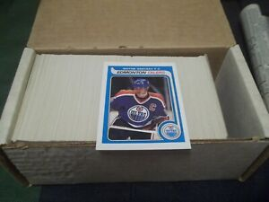 1992-93 OPC O-Pee-Chee Set #1-396 Gretzky alternate RC Lemieux Roy
