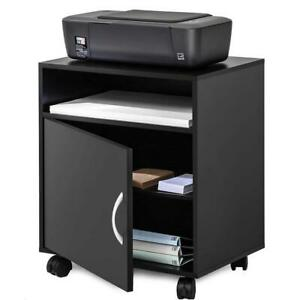 SSLine Mobile File Cabinet with 3 Drawers Home Office Rolling Metal Filing Cabinet Under Desk Lockable Hanging File Drawer Chest Cart on Wheels for Legal Letter Size Fully Assembled Except Caster