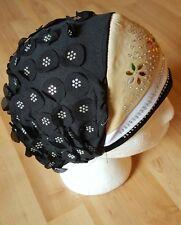 WOMEN LADIES GIRLS HIJAAB BONNET UNDERSCARF CAP TIE BACK HAT HIJAB SCARF