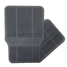 Noir universel caoutchouc tapis de voiture convient pour ford focus