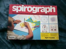 Juguete Vintage palitoy-Spirograph 1981 CPG Products Corp.