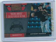 Anthony Rendon 2011 Playoff Contenders  College Player of Year  Rookie Card #12