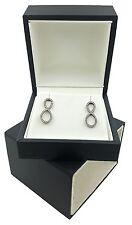 888 Display Elegant Sleeve Earring Ring Necklace Bracelet Watch Gift Box Disp...