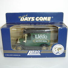 Lledo DAYS GONE: 1920 MODEL T FORD VAN: collezionisti Club Inverno 1987/88: DG6066a