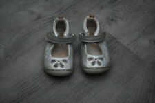 BABY GIRLS CLARKS SIZE 2.5 F SHOES EUR 18