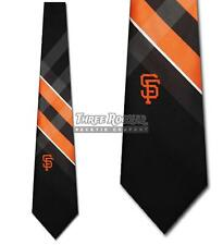 San Francisco Giants Ties Mens Giants Necktie Licensed Neck Tie NWT