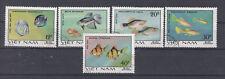 Vietnam Briefmarken 1981 Zierfische Mi.Nr.1145-49