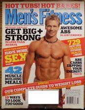 Men's Fitness Magazine October 2004 Hot Tubs Hot Babes Sex LNC (EB2)