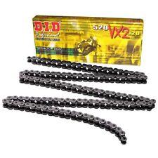 DID 520 VX2 Natural X-Ring Chain D.I.D 520VX 120 Links