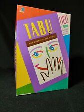 Tabu 2. Edition - Hasbro - Ab 12 Jahren - Vollständig