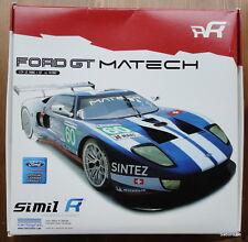 Simil 141002 1/24 Simil R Ford GT Matech Le Mans Race Car