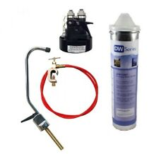 More details for bwt dws100 drinking water filter system with scale inhibitor cartridge