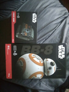 Star Wars Sphero BB8 App-Enabled Droid AND Force Band