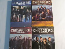 Chicago P.D.: Season 1,2,3,4 (DVD, 2015, 6-Disc Set) 23 seasons