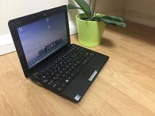 "Asus Laptop 10"" Intel Atom 160GB HDD Webcam Fresh Windows 7 UK SELLER"