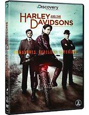 HARLEY AND THE DAVIDSONS **Dvd R2** Michiel Huisman, Bug Hall,