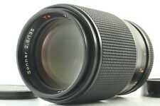 [MINT] Contax Carl Zeiss Sonnar 135mm f/2.8 T* Lens MMJ C/Y Mount from JAPAN 301
