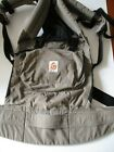 Ergo baby carrier tan and black free shipping