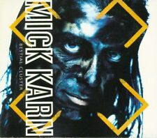 Mick Karn - Bestial Cluster Digipack Cd Ottimo Sconto € 5 ogni € 50 Spedito 48H