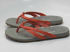 Patagonia Women's Poli Thong Sandals, Coral, Size 8 M US New in Box + FAST s&h