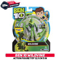 Ben 10 WILDVINE Action Figure Toy 12.5 cm 5 Inch Original Very Rare New Sealed