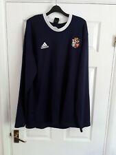 British Lions Adidas T Shirt XL Blue