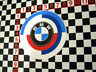 Vintage Style BMW MSport Motorsport MPower Sticker