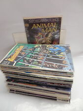 Animal Man DC then Vertigo Comic Book X65 Grant Morrison Tom Veitch Jamie Delano