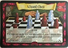 Harry Potter TCG Chamber of Secrets Wizard Chess FOIL 55/140