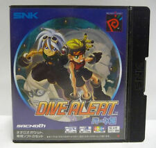 DIVE ALERT - SNK NEO GEO POCKET COLOR NTSC JAPAN BOXED