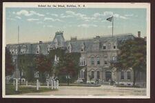 Postcard HALIFAX Nova Scotia/CANADA  School for the Blind view 1910's