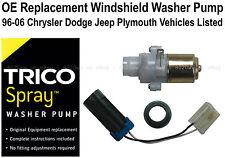 Windshield / Wiper Washer Fluid Pump - Trico Spray 11-528