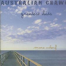 More Wharf: Their Greatest Hits by Australian Crawl (CD, Nov-2000, Virgin)