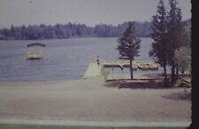 1964 JACK & JILL RANCH ORIGINAL 12 SLIDES PHOTOS DOUBLE JJ ROTHBURY MI LAKE POOL