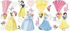 Disney Vinyl Cling Art Princesses