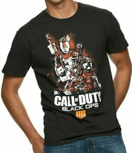 Men's Call of Duty Black Ops 2019 Activision Tee Shirt XXL NEW