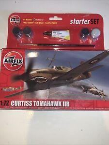 Airfix 1:72 Curtiss Tomahawk llB Model Kit
