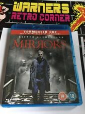 Mirrors Movie Film 🎥 blu ray region B
