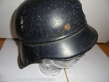 26841 ARIA CASCO DI PROTEZIONE ORIGINALE GLADIATORE CASCO di acciaio Wehrmacht 2.wk rl2 38/28