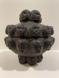 Antique Funerary Urn??