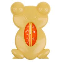 Badethermometer für Badewasser- und Raumtemperatur Frosch