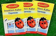 AEROXON Insekten Kaefer 4 Stück