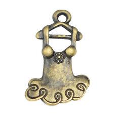 Bronze Modeschmuck-Anhänger-Steampunk