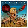 """Nino FERRER Vinyle 45T 7"""" LE TELEFON - LES HOMMES A TOUT FAIRE - BARCLAY 879760"""