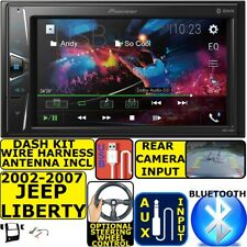 02 03 04 05 06 07 LIBERTY PIONEER Bluetooth TOUCHSCREEN USB BT CAR Radio Stereo