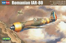 ROMANIAN IAR-80 WWII HOBBY BOSS 1/48 PLASTIC KIT