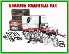 Enginetech Engine Rebuilt Kit 68-70 Chevy GM Car 250 4.1L 6L 12V Wide Rear Seal