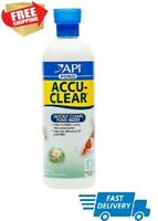 API Pond ACCU-Clear Water Clarifier Quickly Clears and maintain Clear Water16 Oz