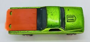 1970 Rare REDLINE SKY SHOW FLEETSIDE Candy Apple Green Chevy Excellent! Wow!